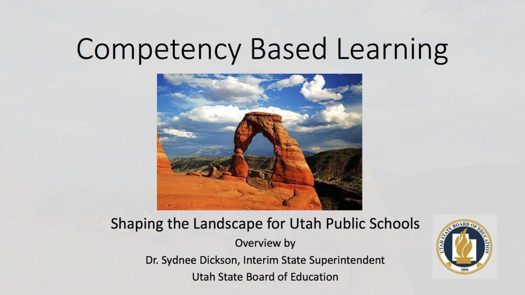 USOE Competency Grading